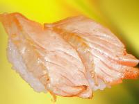 サーモン岩塩炙り
