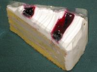 ブルーベリーフロマージュケーキ